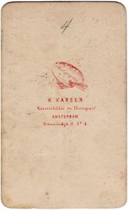 Karsen logo rood