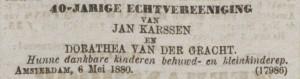 Advertentie Algemeen Handelsblad 6 mei 1880