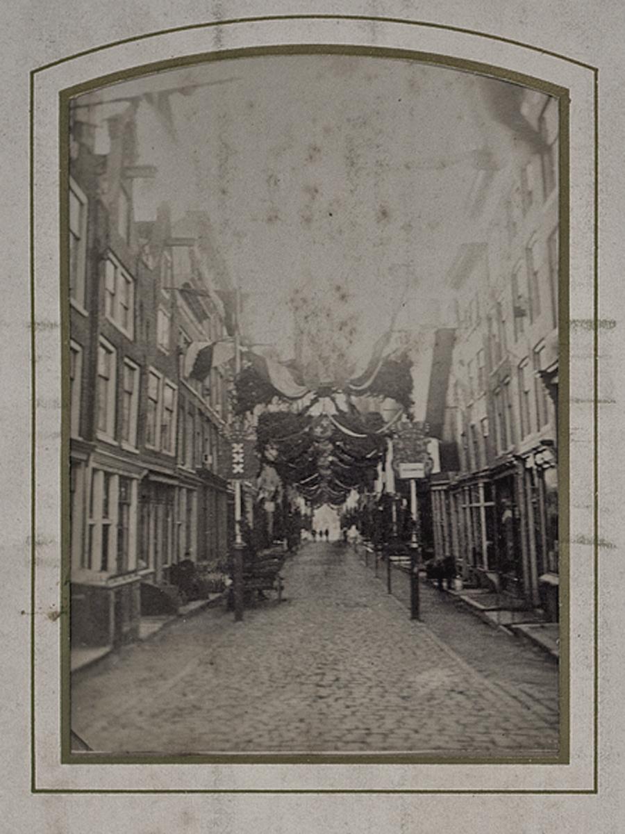 Heerenstraat Amsterdam 1887